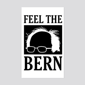 Feel the Bern [Hair] Sticker